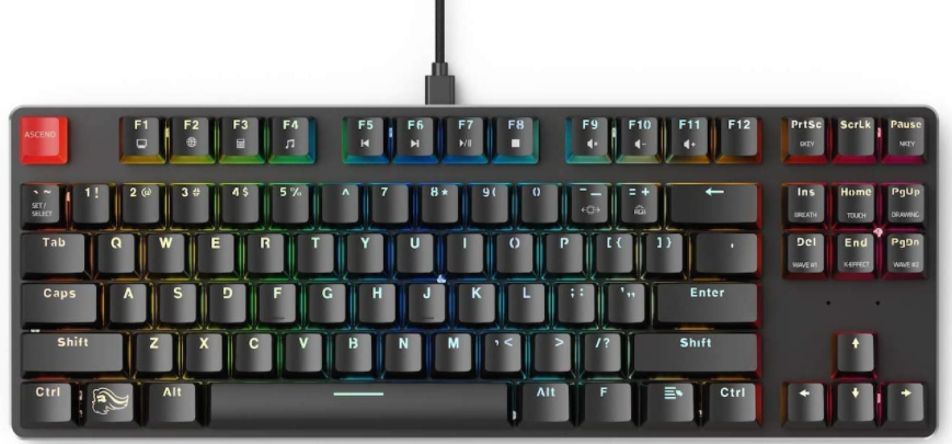 Best Tenkeyless Mechanical Keyboards Under $100