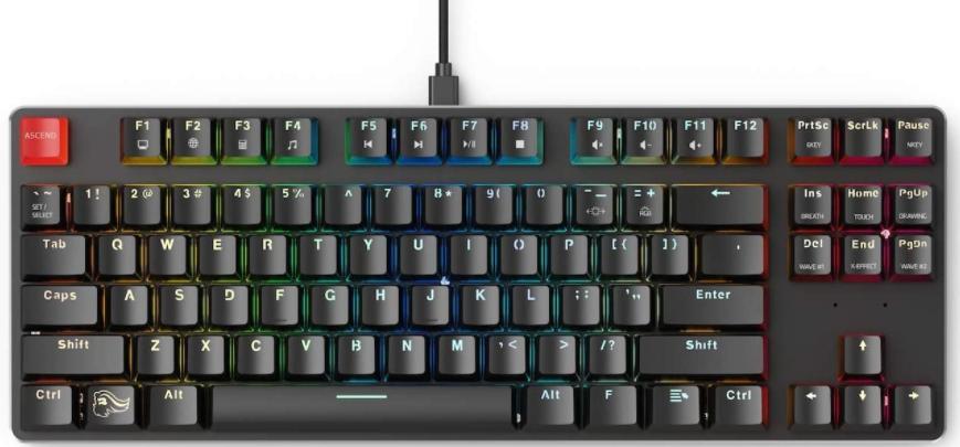 Best Tenkeyless Mechanical Keyboards Under 0