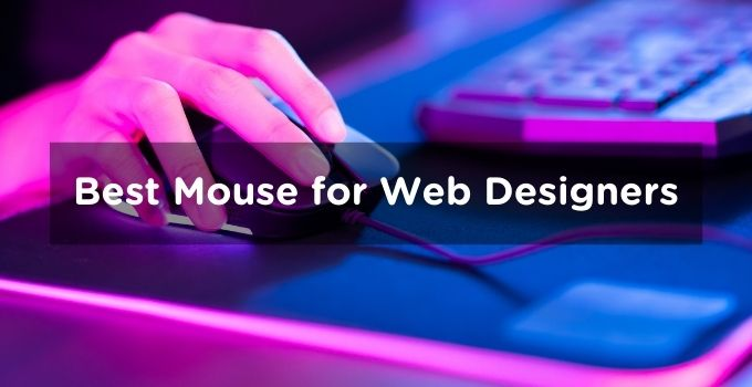 Best Mouse for Web Designers