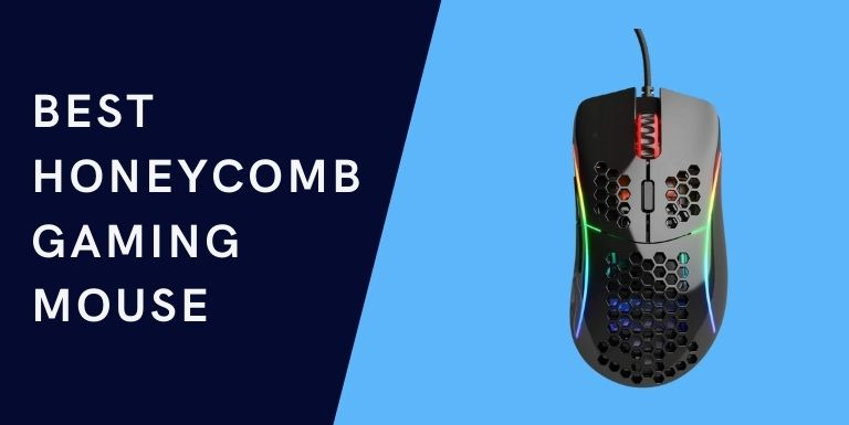Honeycomb gaming mouse