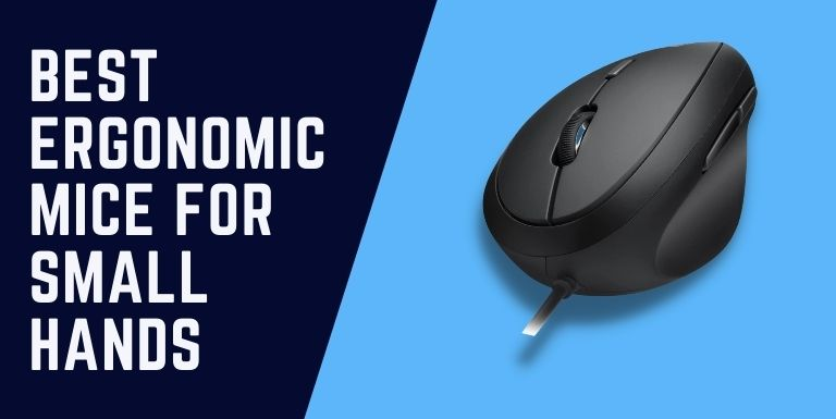 Ergonomic Mice for Small hands